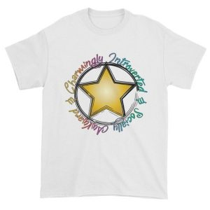 Charmingly Introverted Short Sleeve T-Shirt