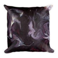 Dandelions & Violets Square Pillow